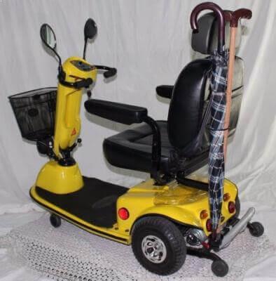 קלנועית רכב תפעולי